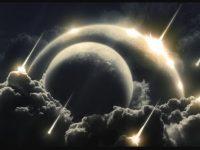Meteor Shower Wallpaper 4K HD Desktop Background Download