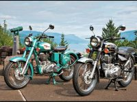 Royal Enfield Bullet G5 Deluxe Bike Wallpapers