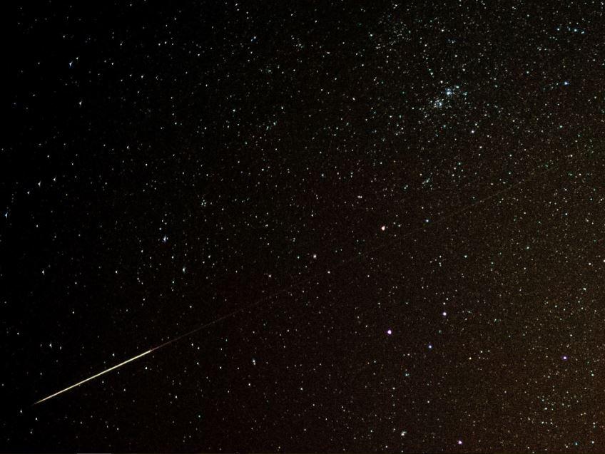 meteor showers tonight pics