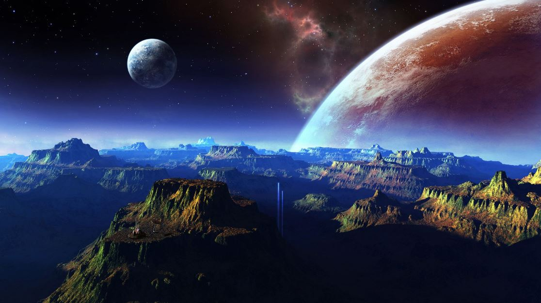 space animated wallpapers windows 7