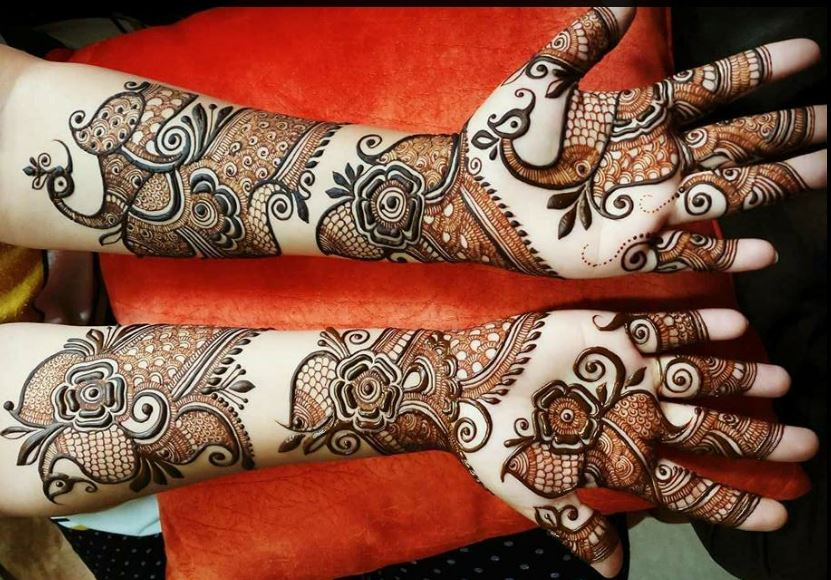 Easy Henna Designs