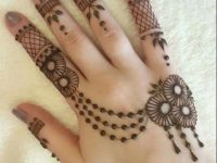 Easy & Simple Henna Designs