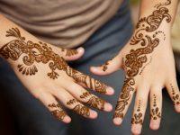 cute easy henna designs