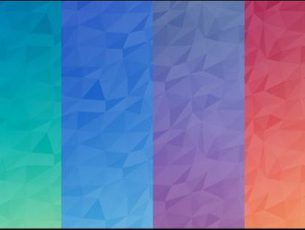 Polygonal Background Wallpaper Vector Free Download