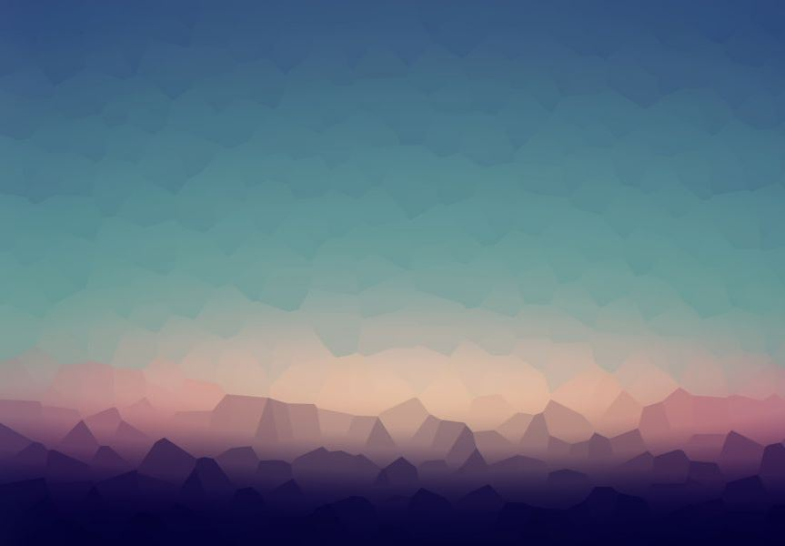 polygonal background wallpaper