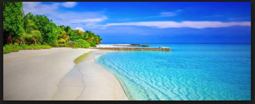 cool seashore background for desktop