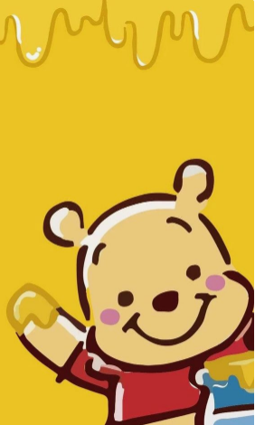 cute winnie the pooh wallpapers