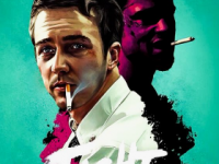fight club wallpaper 4k