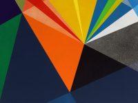 geometric shapes wallpaper borders