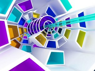 Geometric Shapes Wallpapers For Mobile Desktop HD Download