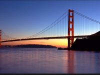 golden gate background for desktop