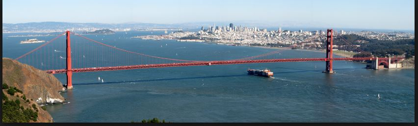 hd image of golden gate
