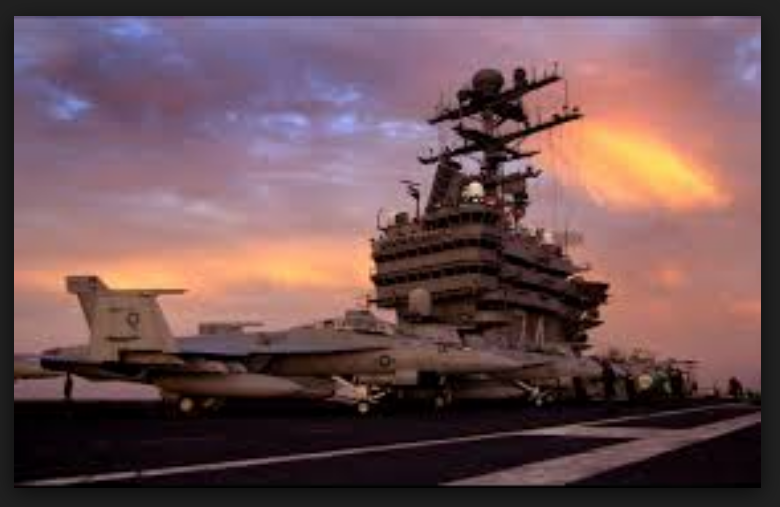 largest aircraft carrier image