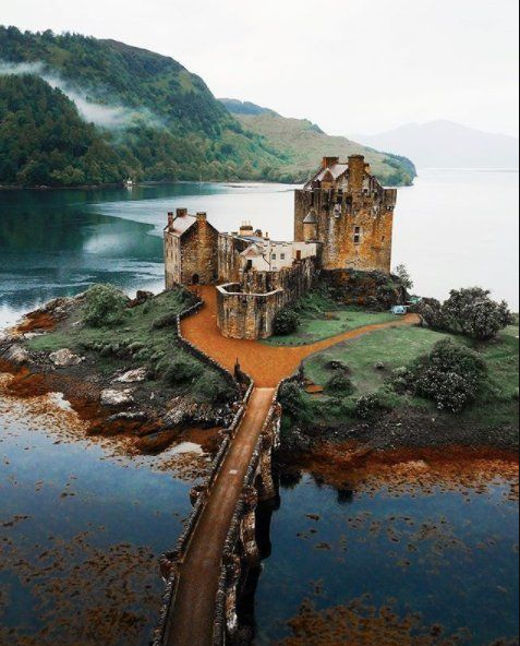 scottish highlands ipad wallpaper
