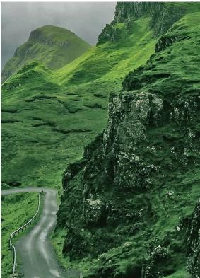 scottish highlands wallpaper free