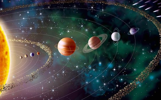 solar system images for drawing