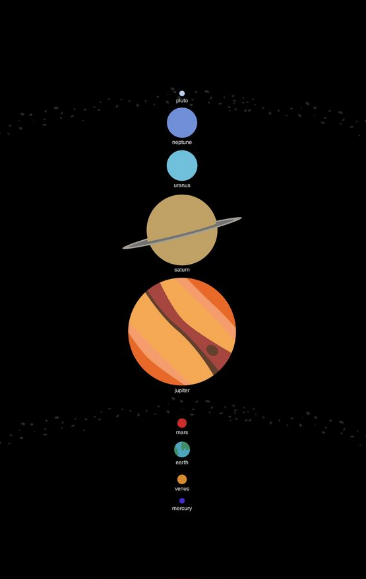 solar system images for projects