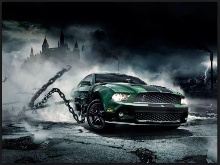 super sports car wallpaper