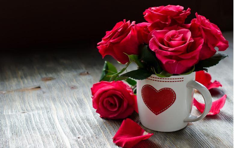 Wallpaper Rose Love Hd Wallpaper