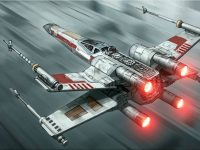 x-wing wallpapers game