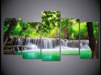 Tropical waterfall wallpapers hd