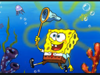 cute spongebob wallpaper