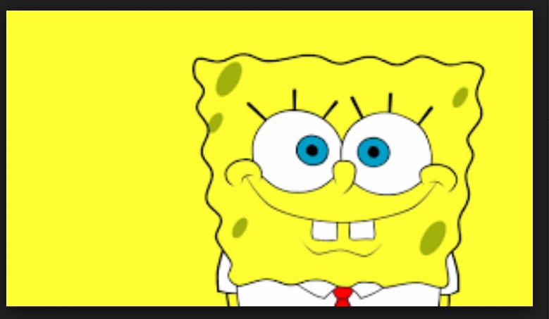 fantastic spongebob meme hd wallpaper
