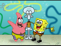 spongebob wallpaper for android