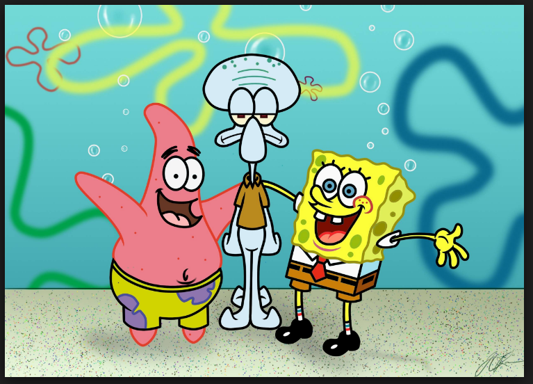 spongebob wallpaper for android
