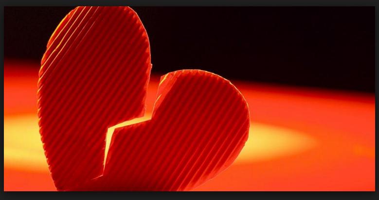 broken heart pictures