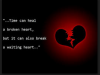 free hd broken heart wallpaper