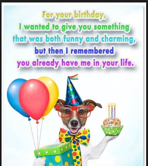 Funny Birthday Wishes For Best Friend Female Hd Wallpaper