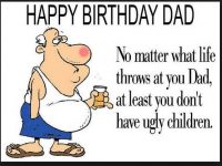 happy birthday dad meme from son