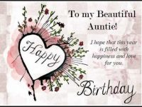 happy birthday aunt gif