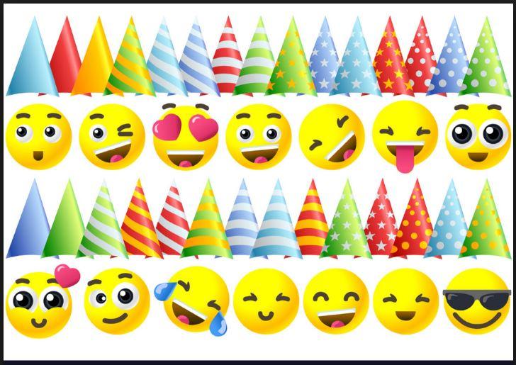 Paste emojis copy Copy &
