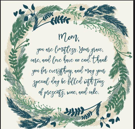 Cool Happy Birthday Mom Quotes From Son Hd Wallpaper Funny Birthday Cards Online Inifodamsfinfo