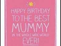 happy birthday mom whats App status