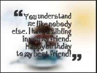 happy birthday whatsApp status for best friend