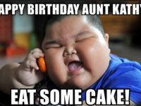 inspirational birthday message for aunt