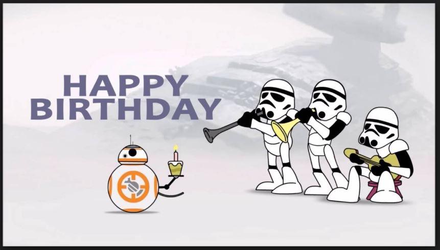 happy birthday star war puns
