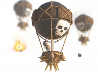 Clash of Clans Balloon