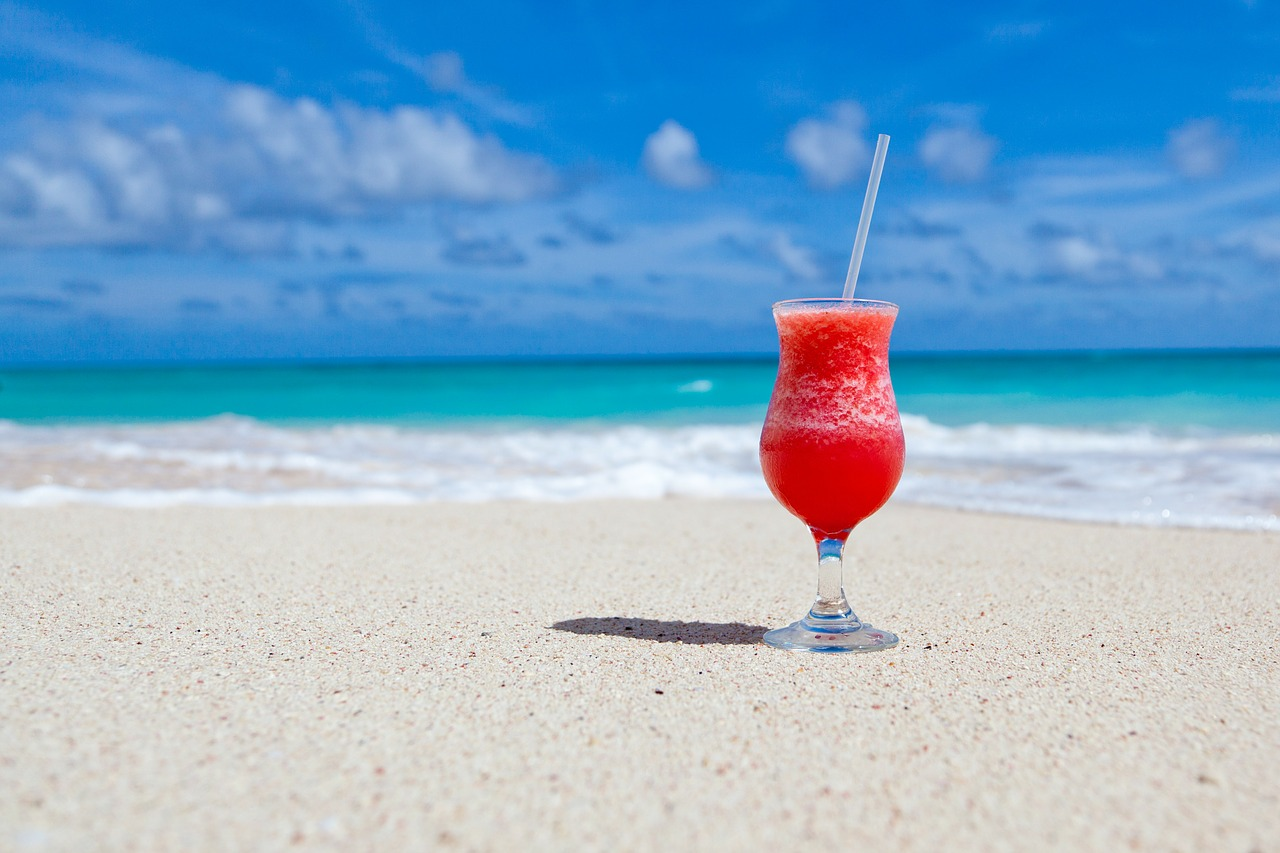 beach caribbean cocktail