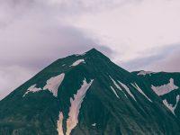 1080x2280 Green Mountain Wallpaper