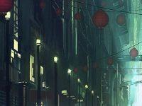 Artistic Night HD Wallpaper 1080x2280