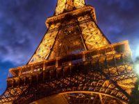 Eiffel tower 1080x2280 4k Wallpaper