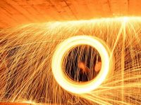 Fire Ring 1080x2280 HD Wallpaper