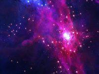 Galaxy Beauty Colors Wallpaper 1080x2280