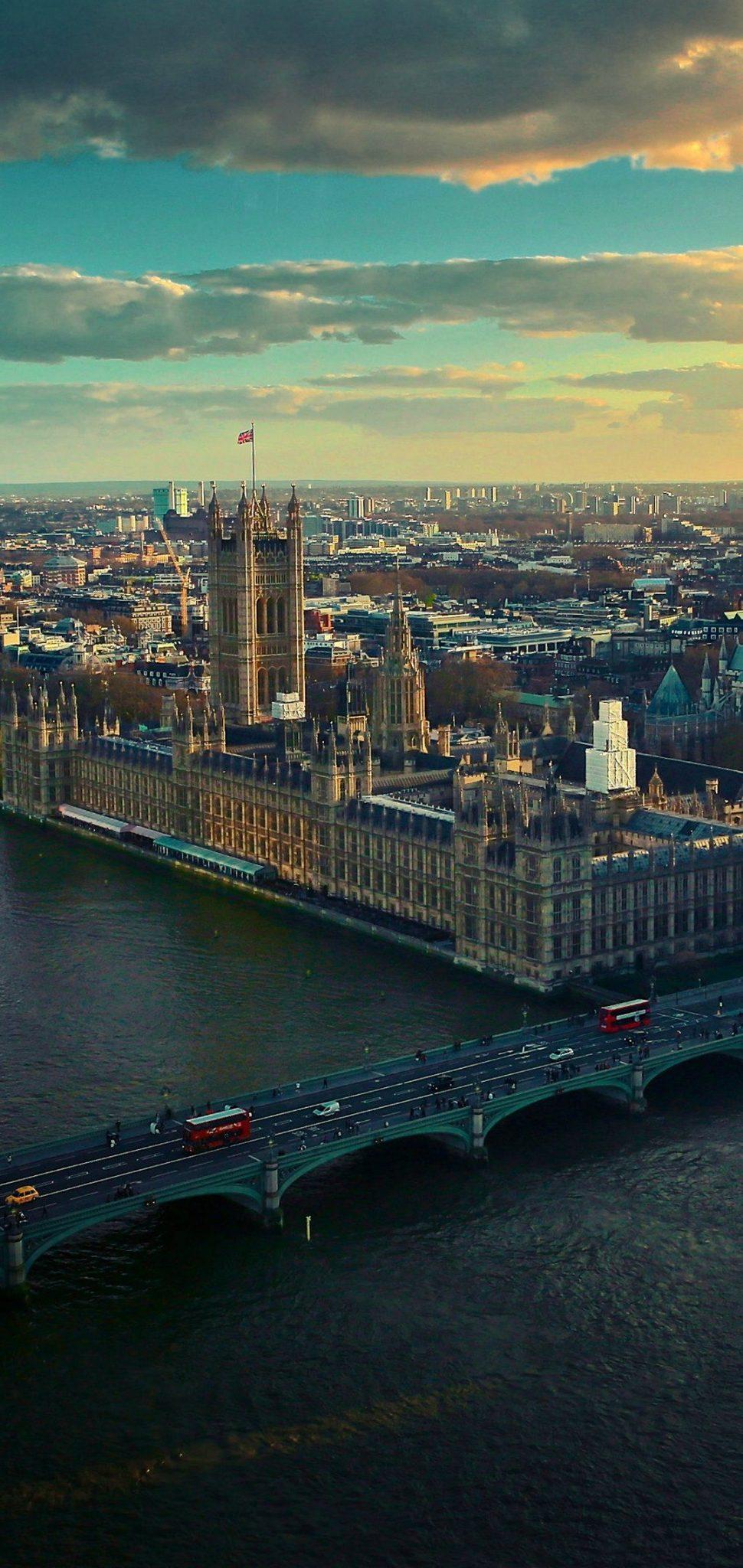London 4k Wallpaper 1080x2280 Hd Wallpaper