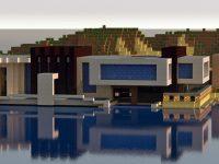 Minecraft game Wallpaper 1080x2280