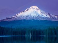 Mountain Reflection Wallpaper